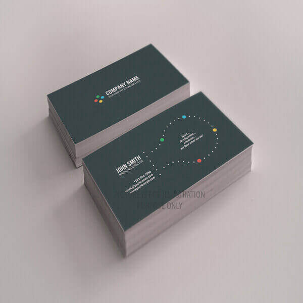 Standard business cards 400gsm quikk media is design and print product description gloss laminated business cards reheart Choice Image